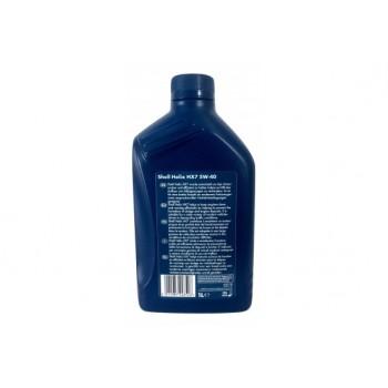 Motorolie Shell Helix HX7 5W40 1L