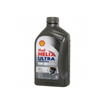 Motorolie Shell Helix Ultra Professional AV-L 0W30 1L