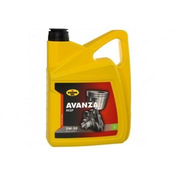Motorolie Kroon-Oil 33496 Avanza MSP 5W30 5L