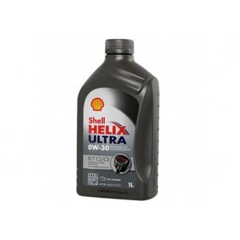 Motorolie Shell Helix Ultra ECT C2 C3 0W30 1L