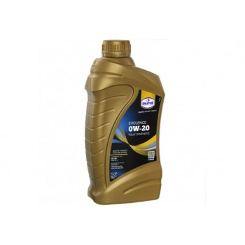 Motorolie Eurol Evolence 0W-20 1L