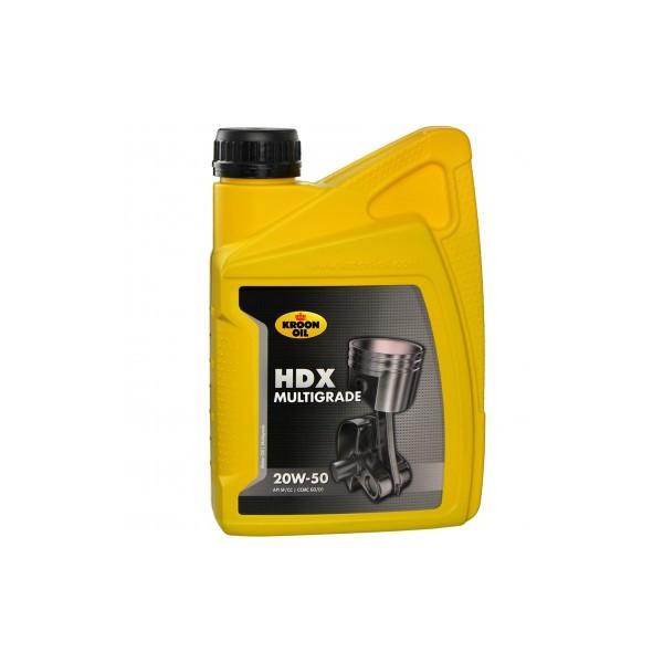 Motorolie Kroon-Oil 00201 HDX 20W50 1L