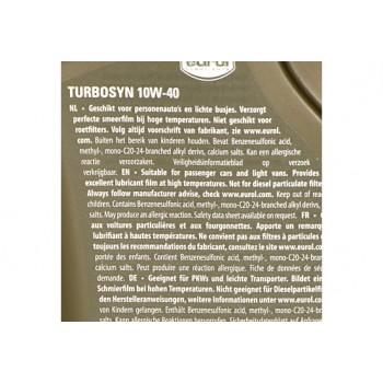 Motorolie Eurol Turbosyn 10W-40 1L