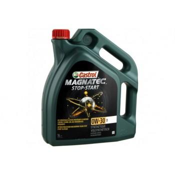 Motorolie Castrol Magnatec Stop-Start 0W30 D 5L 159C67