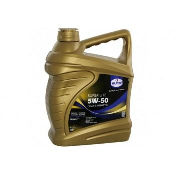 Motorolie Eurol Superlite 5W50 4 L