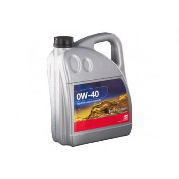 Febi Motorolie 0W40 5 Liter