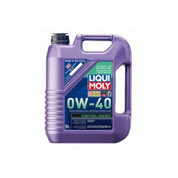 Liqui Moly Synthoil Energy 0W-40 5 L