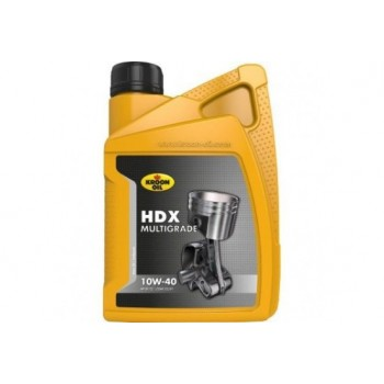 Motorolie Kroon-Oil 00203 HDX 10W40 1L