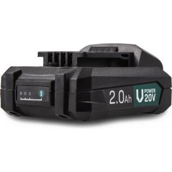 VONROC Accu – 20V Li-Ion – 2.0Ah – VPower 20V