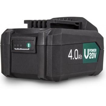 VONROC Accu – 20V Li-Ion – 4.0Ah – VPower 20V