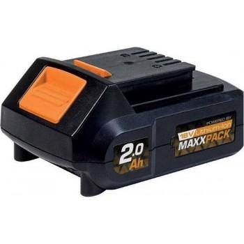 2.0 Ah 18V Li-Ion Accu Maxxpack 7062517 Batavia