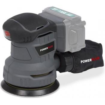 Powerplus One Fits All Excentrische schuurmachine - 18V Li-ion (zonder accu)