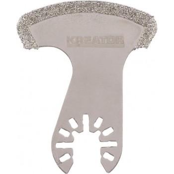 Kreator KRT990030 Segmentzaagblad diamant - voor multitool