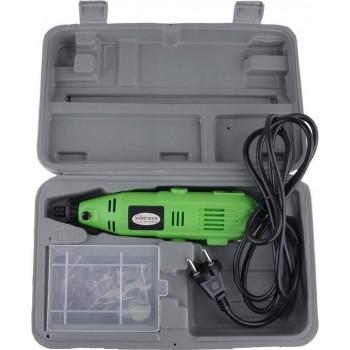 Hofftech Multi-tool + Accessoires in een handige opbergkoffer