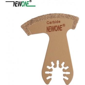 Newone Quick Lock Carbide invalzaag steen 45mm
