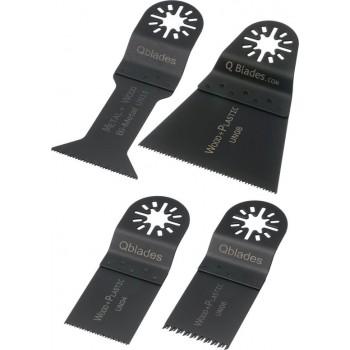 Q Blades Zaagbladset UN92mm tbv hout en metaal