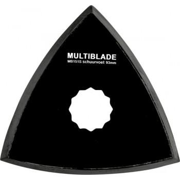 Multiblade MB151S Schuurvoet 93x93x93