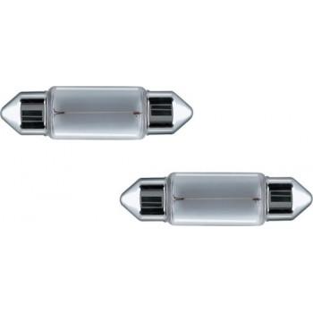 Osram Original Halogeen lampen - Festoon 36mm 12/5W - set à 2 stuks