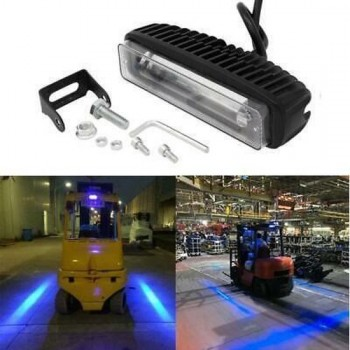 Heftruck LED Blauw Lijn veiligheids lamp 9-80V