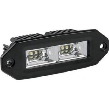 Led werklamp - Led werklicht - Led breedstraler _ Led inbouw - Led inbouwlamp - 40 watt - 3500 lumen ( raw ) - 12V - 24V