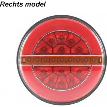 LED Neon Achterlicht rechter model ECE R7 R6 R10