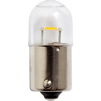Ring Autolampen R5w Led 12 Volt 0,5 Watt Wit 2 Stuks