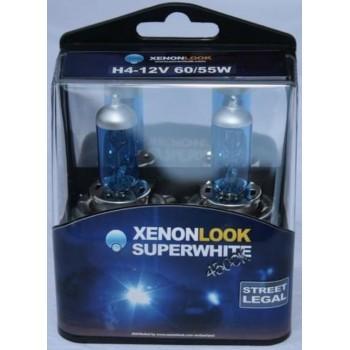 Xenonlook Super White H4 4300K 55w