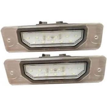 Canbus LED Kentekenunit geschikt voor Infiniti FX35/45 03-08