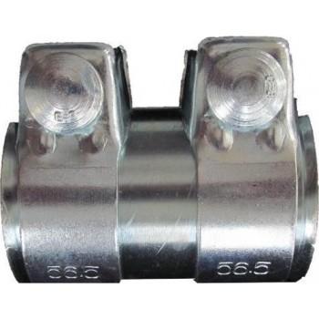 Q-Parts Pijpverbinder 38mm x 90mm Klem 40,5mm