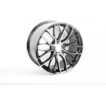 SLM143 19 inch breedset velgenset 5X120 voor BMW
