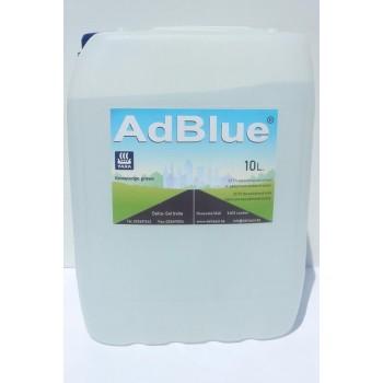 AdBlue 10 liter Incl. Schenktuit