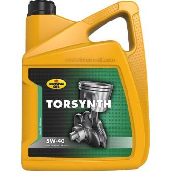 Kroon-Oil Torsynth 5w40 - Motorolie - 5L
