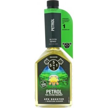 5in1 APK Booster + Injectie reiniger Benzine 325 ml