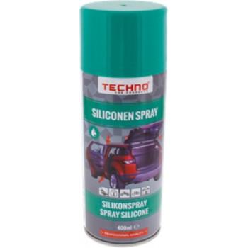 Techno siliconenspray   Siliconspray   Siliconen   Spray   Auto   400ml