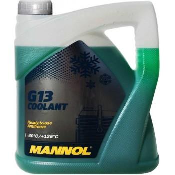Mannol G13   Koelvloeistof -30 °C   5 Liter