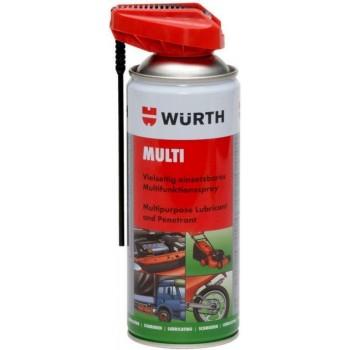 Wurth Multispray 400ml onderhoudsolie - onderhoud olie