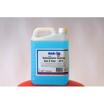 Mar-Oil ruitensproeier Antivries Kant & klaar -20 graden 5 Liter