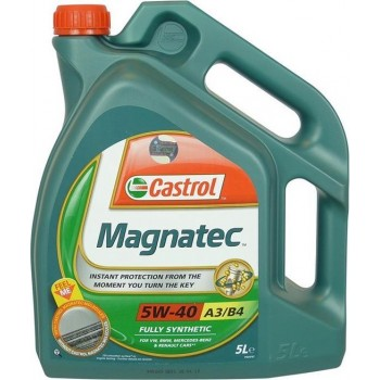 Castrol 1529BO Magnatec 5W-40 A3/B4 5-Liter