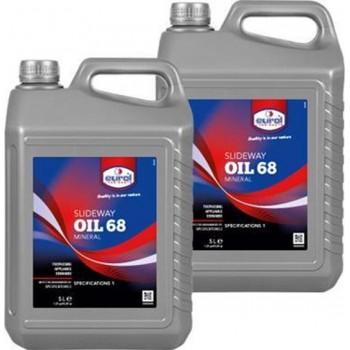 Eurol aanbieding: 2 x Eurol Slideway Oil 68 5L