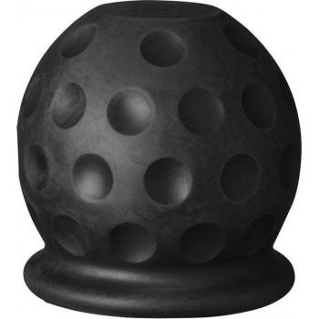 Pro+ Trekhaakdop Golfbal zwart