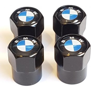 Ventieldoppen BMW logo / embleem / badge - velgen - accessoire - 36122447401 - 36122447402