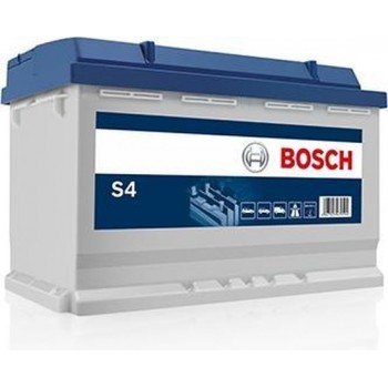 BOSCH | Accu - S4005 - 0 092 S40 050 | 12V 60Ah