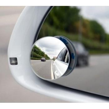 Dodehoekspiegel Auto - Rond - 2 stuks