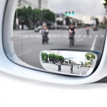 Dodehoekspiegel auto - Dode hoek spiegels voor op buitenspiegel - Set van 2