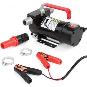 Timbertech®   12V Pomp om Dieselolie te vervangen  Oliepomp   Motoroliepomp   Olie afzuigpomp   Diesel pomp  Brandstofpomp