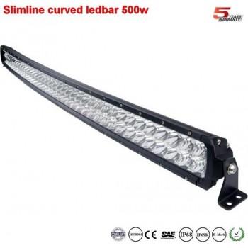 Extreme Slimline Curved ledbar 50inch Osram 500w 42.800 lumen