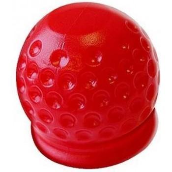 Pro+ Trekhaakdop Golfbal rood