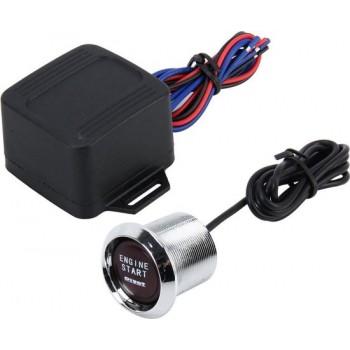 Startknop met één knop Startmotor met verlichting Startmotor Pivotverlichting Starter met rode verlichting