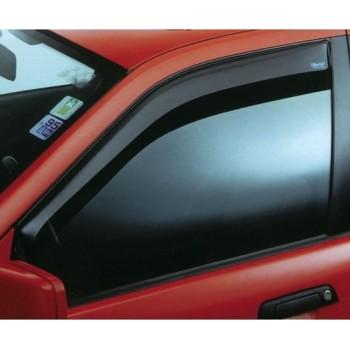 Zijwindschermen Volkswagen Lupo 3 deurs 3L Tdi+Gti 1998-2005 / Seat Arosa 3 deurs 2000-2004