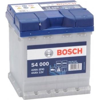 BOSCH   Accu - S4000 - 0 092 S40 001   12V 44Ah